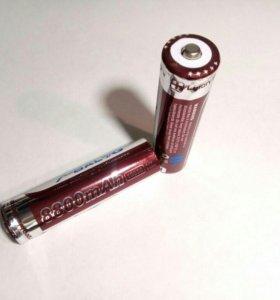 Литиевый аккумулятор 18650