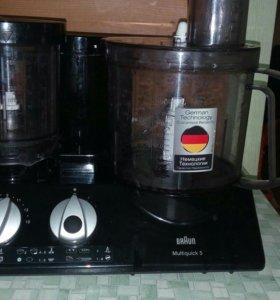 кухонный комбайн braun multiquick 5 k700 black