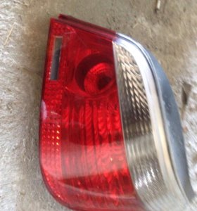 Задние фары BMW E60