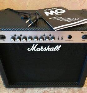 Комбоусилитель для электрогитары Marshall MG30CFX