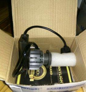 Светодиодные лампы LED H7