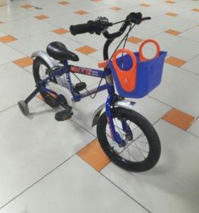 Велосипедик для малышки
