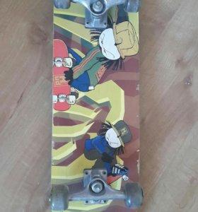 Скейт большой.