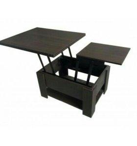 Стол-трансформер 2 на колесиках