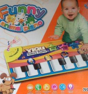 Новое мягкое пианино