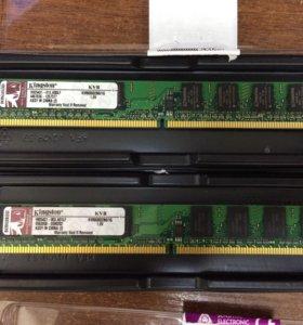 Kingston 2Gb DDR2