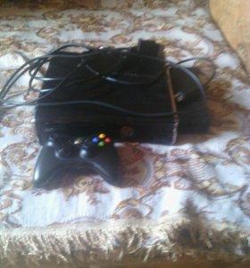 Xbox 360 slim 250 gb прошита