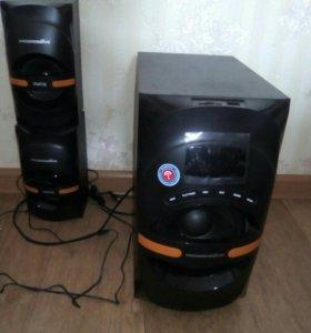 Новая акустическая система