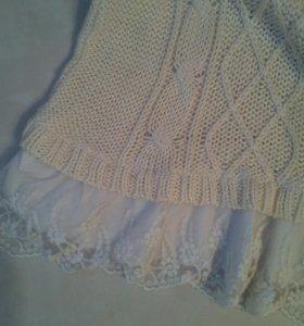Платье для девочки, рост 116-122