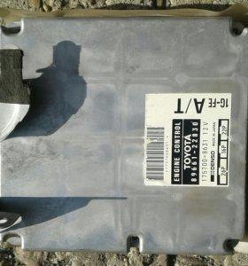 Компьютер на двигатель 1gfe