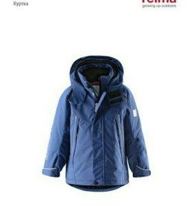 Куртка Reima зимняя Новая р 92+6