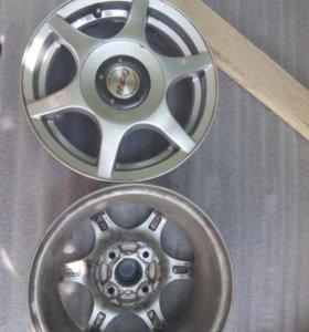 диски литые R13
