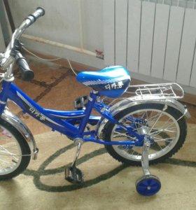 Велосипед детский от 3 до 6 лет