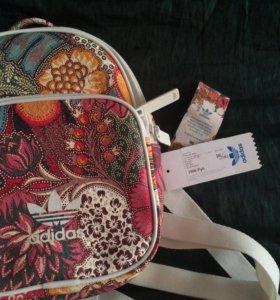 Новый рюкзак Adidas original