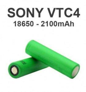 Новая Батарея Sony VTC 4