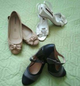 Туфли, босоножки, балетки