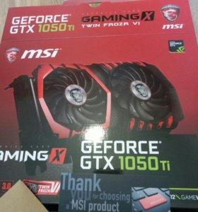 Видеокарта nVidia GeForce GTX1050 Ti MSI PCI-E 409