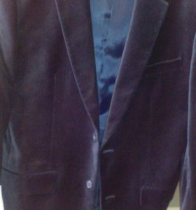 Велюровые пиджаки