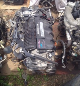 Двигатель honda insight Lda