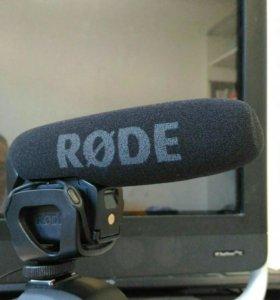 RODE VideoMic Pro профессиональный микрофон