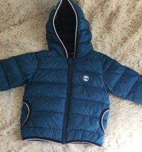 Детская куртка timberland