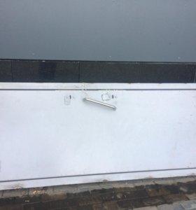 Бронированная банковская дверь б/у