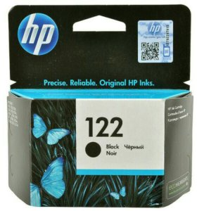 Картридж HP 122 CH561HE оригинальный черный