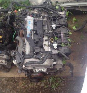 Двигатель MAZDA3 BL 2.0L