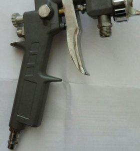 Пистолет для краскопульта