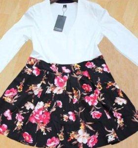 Новое прекрасное платье для лета