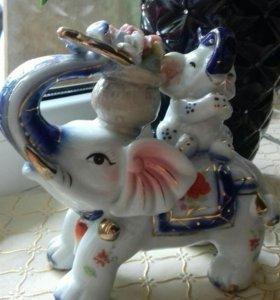 Сувенир слоны новый