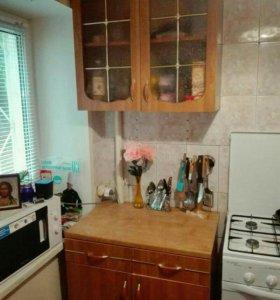 Кухня на дачу (шкафы и тумба)