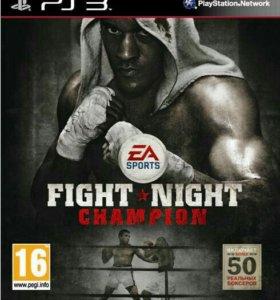 Fight Night Champio для PS3