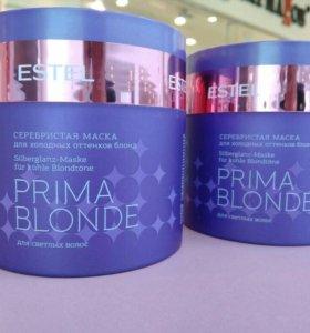 Estel Prima Blonde Серебристая маска