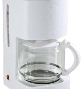 Кофеварка REDBER СМС-730 920Вт,1,4л.