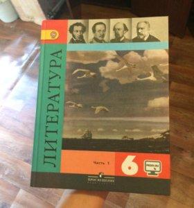 Литература 6 класс, 1 часть
