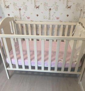 Детская кроватка Micuna