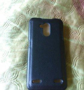 кожаный чехол на телефон ZTE