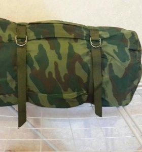 Мешок спальный военного образца,камуфляж 56 размер