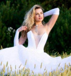 """Фотосъемка/Фотосессии """"Примерка"""" /Свадебные платья"""