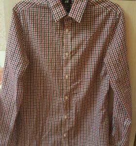 Рубашка сорочка мужская H&M