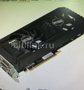Видеокарта Palit GeForce GTX 1060