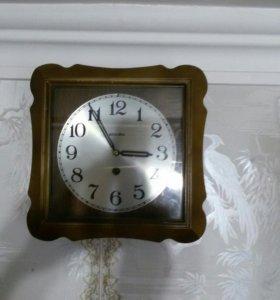 Часы 90 годов(весна)