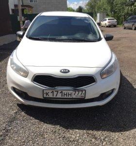 Автомобиль  Киа Сид