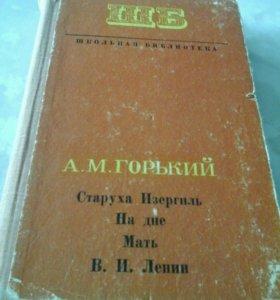 А.М.Горький школьная библиотека
