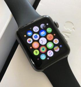 Apple Watch Space Gray/Black