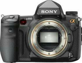 Фотоаппарат Sony A 850 body