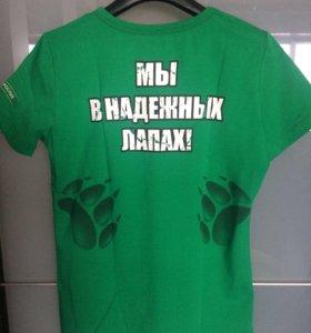 Футболка Новая 42-46рр
