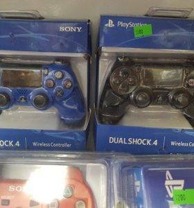 Джойстики PS4, Геймпады PS4, Dualshock 4