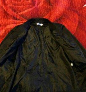 Пиджак и пальто укороченное